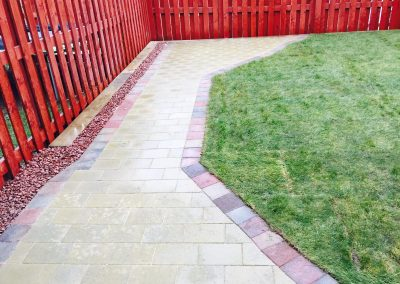 Glenbrae landscaping - Gallery Images